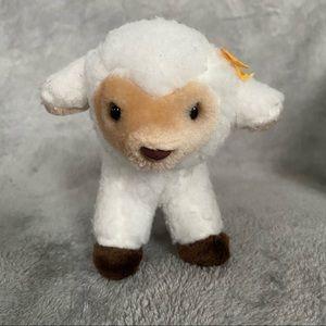 """Mary Meyer 6"""" Lamb Sheep Plush Stuffed Animal"""